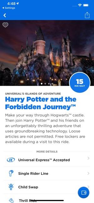 Universal Orlando Resort™ on the App Store
