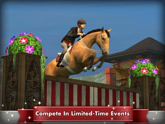 Screenshots for My Horse