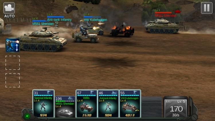 Commander Battle screenshot-6