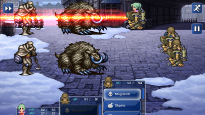Screenshot #1 pour FINAL FANTASY VI