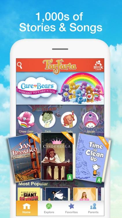 FarFaria Read Along Kids Books