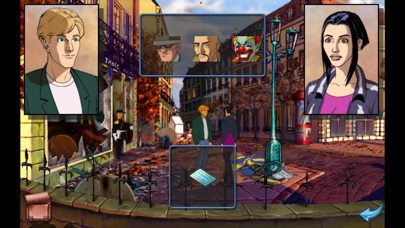 Скриншот №1 к Broken Sword 1  Расширенное