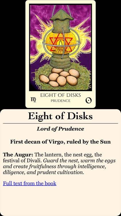 Tabula Mundi Tarot screenshot-3