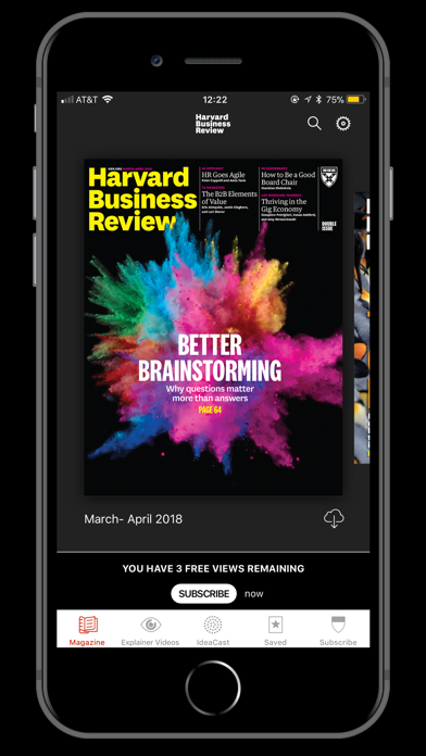 HBR Global screenshot1