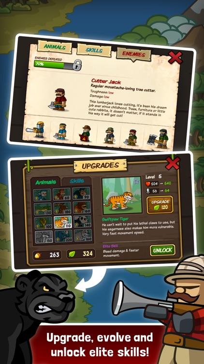 Lumberwhack: Defend the Wild screenshot-3