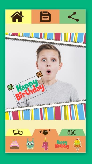 Felicitaciones para cumpleañosCaptura de pantalla de5
