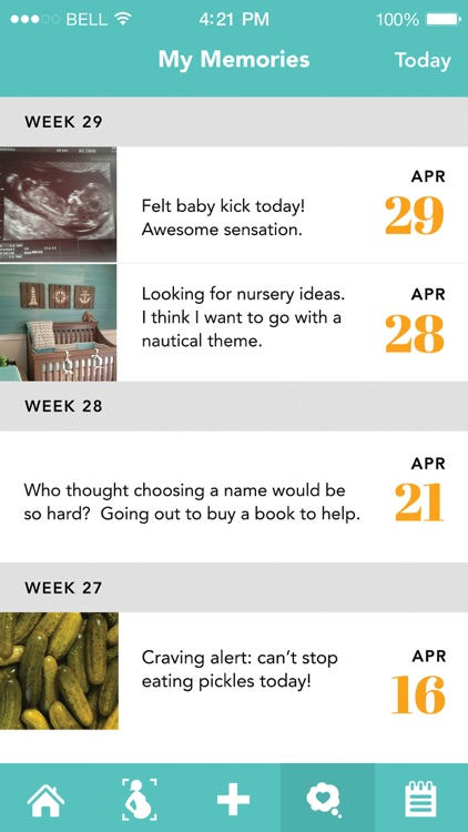Bumpfie by Thyme Maternity screenshot-4