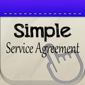 Simple Service Agreement app review