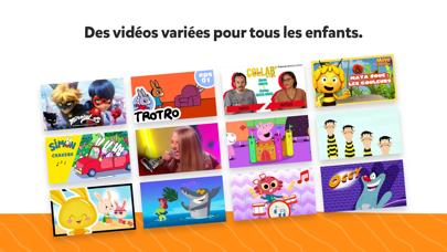 YouTube Kids sur pc