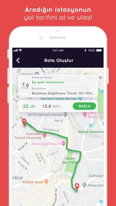 Screenshot for BenzinLitre in Turkey App Store