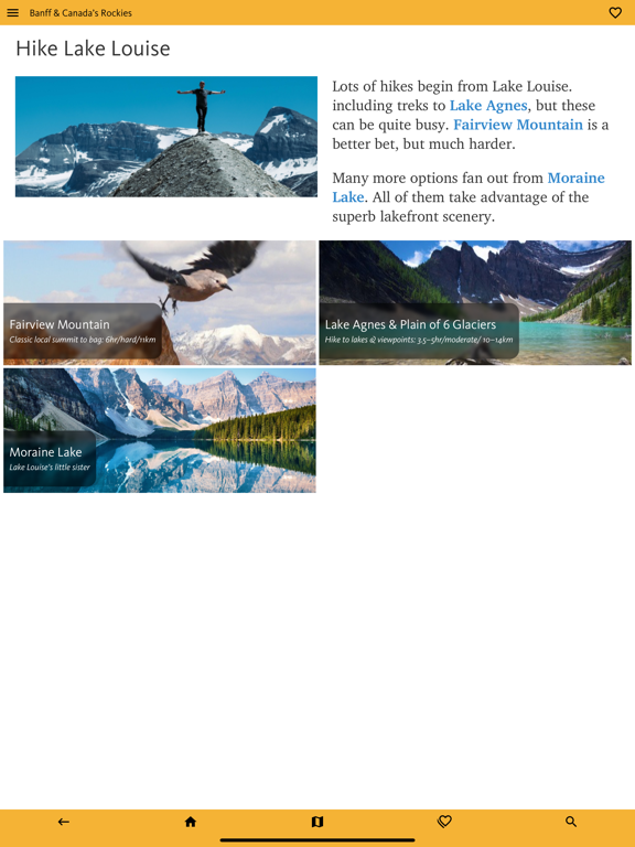 Banff & Canada's Rockies Guide screenshot 15