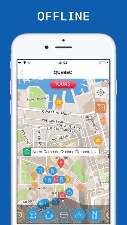 Quebec City Travel Guide screenshot-3
