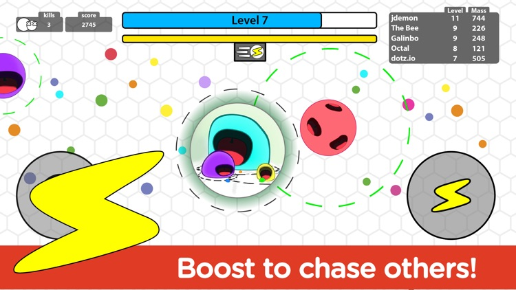 Dotz.io Dots Battle Arena