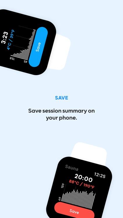 Illume Health - Sauna Tracker