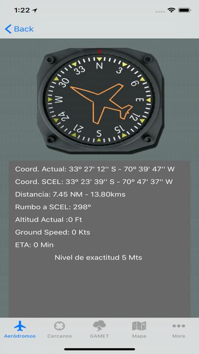 Aerodromos ChileCaptura de pantalla de6