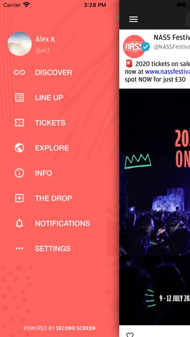 NASS Festival screenshot two