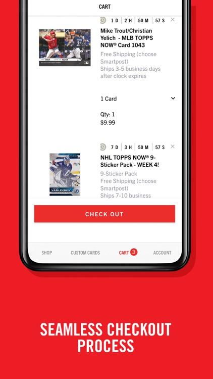 Topps Shop screenshot-5