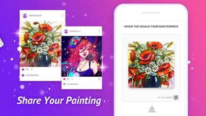 Coloring!! Screenshot