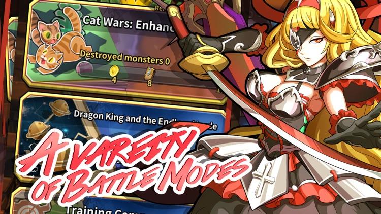 Card Monsters: 3 Minute Duels screenshot-8