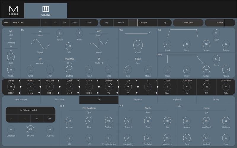 MODALapp for Mac