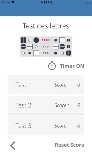 Test de Raisonnement Abstrait app image
