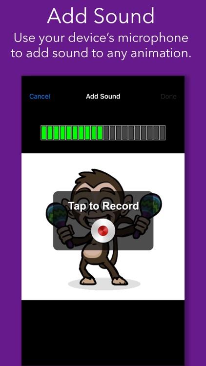 Fun Animations - MMS Texting screenshot-7