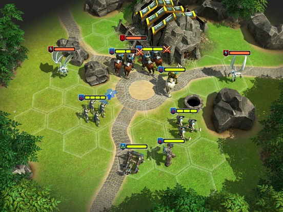 SpellForce - Heroes & Magic screenshot 12