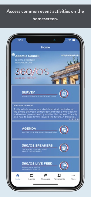 Atlantic Council Events on the App Store