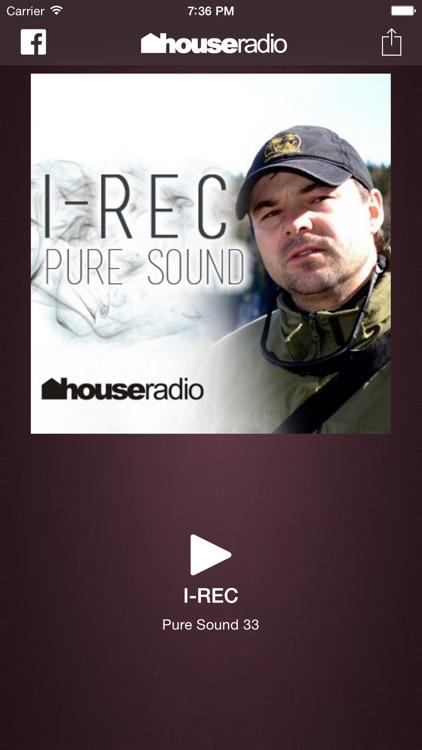 houseradio.pl screenshot-3
