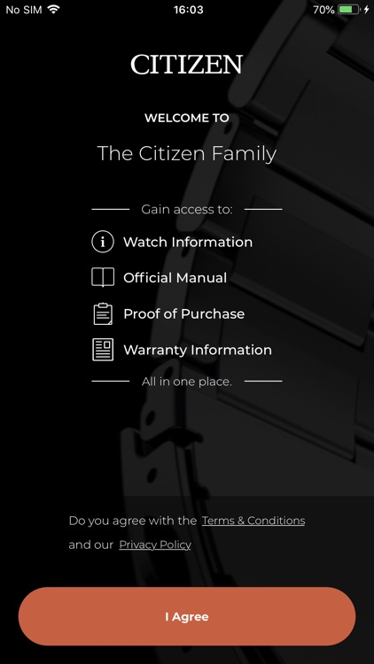 My Citizen App