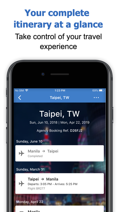 Screenshot for CTI Assistant in United States App Store