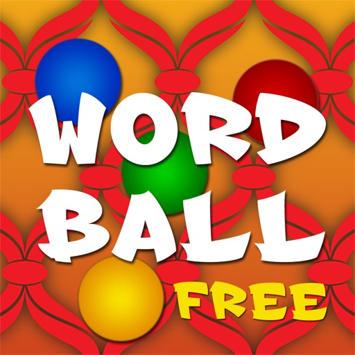 Word Ball Free - A Fun Word Game and App for All Ages by Continuous Integration Apps