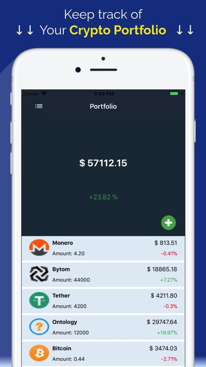 Coin Markets - Crypto Tracker