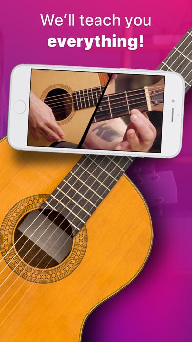 Simply Guitar by JoyTunes screenshot 3