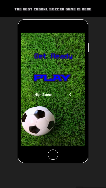 Soccer Messenger Game PRO screenshot-0