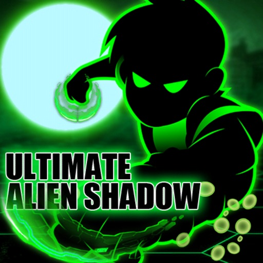 Ultimate Alien Shadow Fight