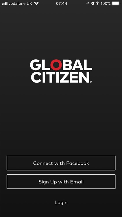 Global Citizen: Take Action