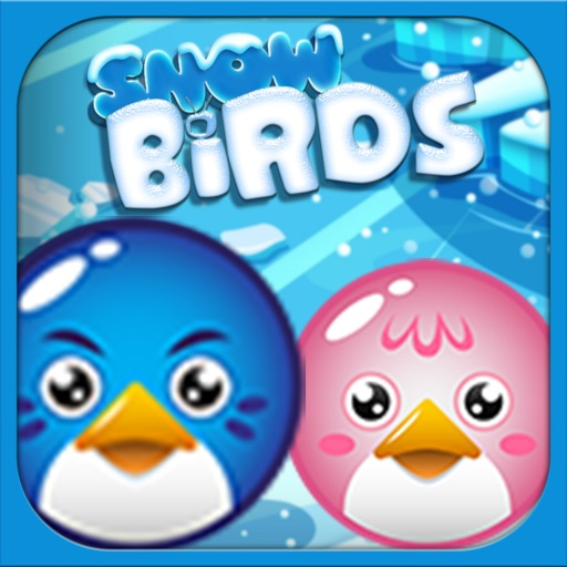 Snow Birds Adventure Game iOS App