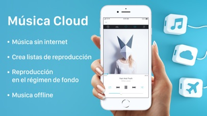 Screenshot for Musica sin internet in Chile App Store