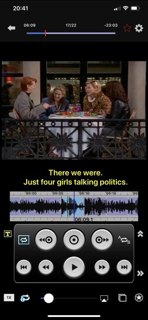 Speater (Smart Repeater) Screenshot