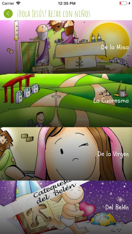 Hola Jesús! Rezar con niños screenshot-5