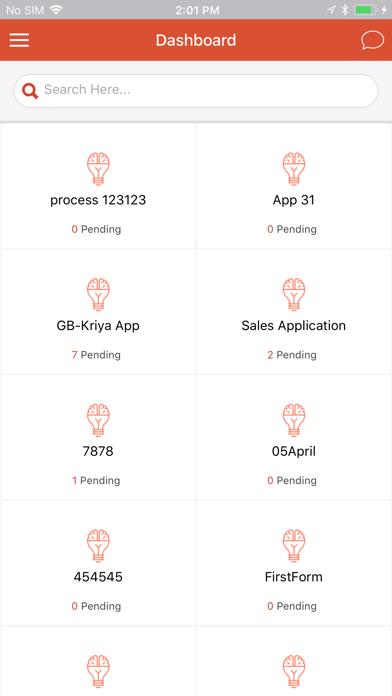 Kriya BPM screenshot four