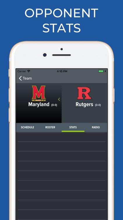 Rutgers Football Schedules screenshot-7