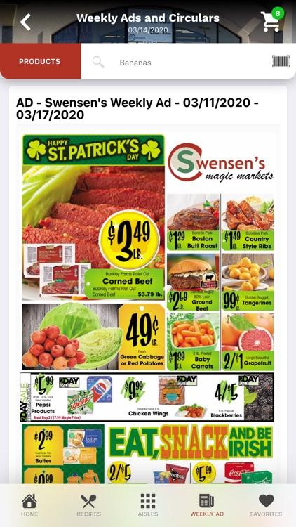 Swensen's Markets screenshot-5