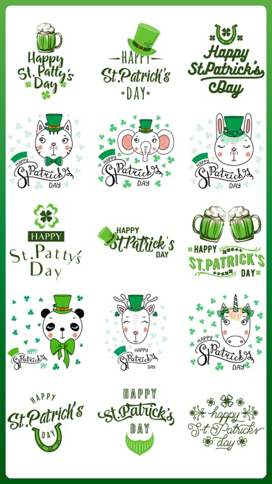 St Patrick's Day Irish Party app image