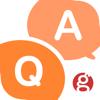 NTT Resonant Inc. - 教えて!goo お悩み相談への回答で解決できる質問アプリ アートワーク