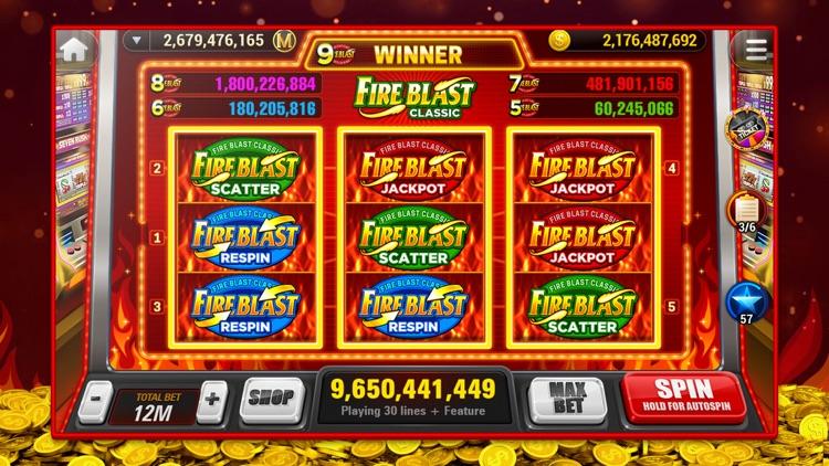 HighRoller Vegas: Casino Slots screenshot-8