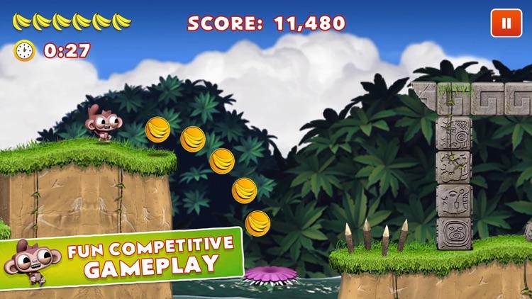 Dare the Monkey: Arena screenshot-4