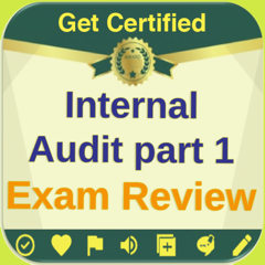 Internal Audit Exam 1400 Notes