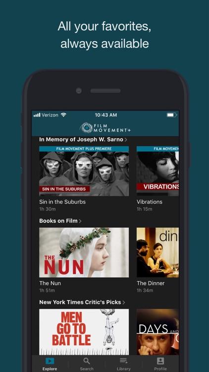 Film Movement Plus